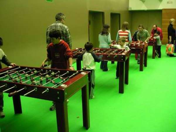 Futbolines De Mesa Alquiler Para Eventos Y Fiestas
